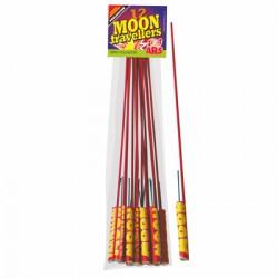 Cohete Moon Traveller